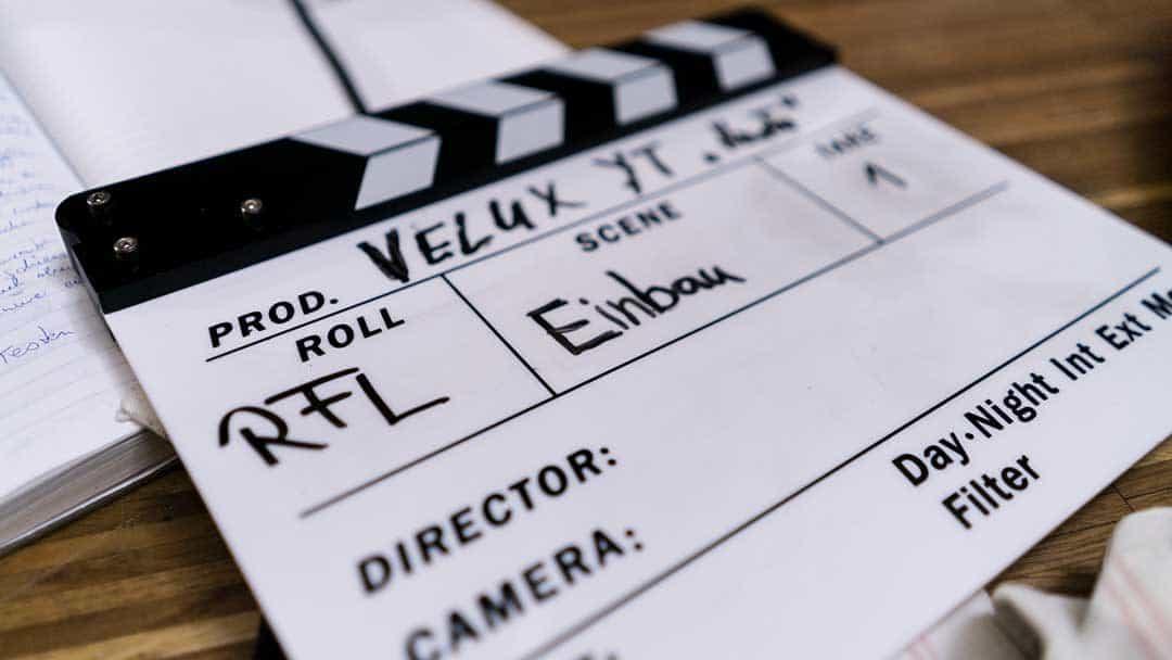 Erklärvideo Produktion für Velux