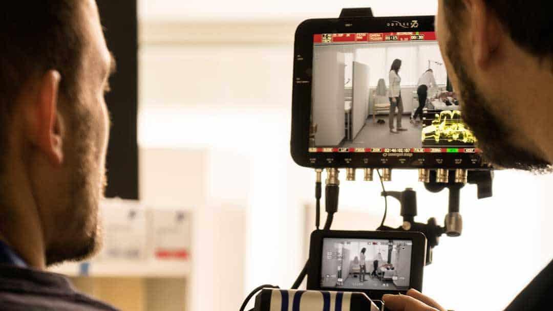 Ein Werbefilm entsteht – Der Ablauf einer Produktion